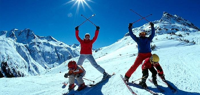 Skiing Holiday Transfers